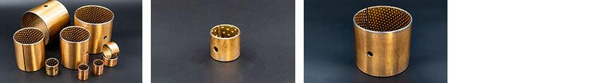 Übersicht einiger Zylinderbuchsen der WPK800-Serie