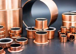WPK1-B-Serie Zylinder- und Bundbuchsen
