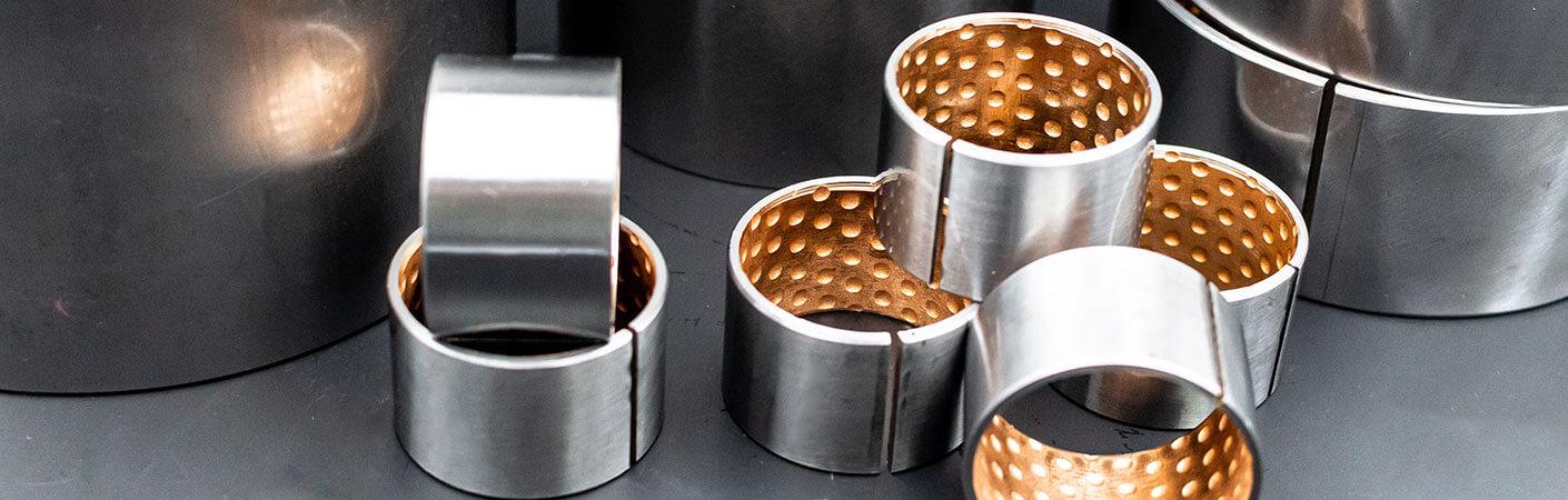 Zylinderbuchsen der WPK820-W-Serie