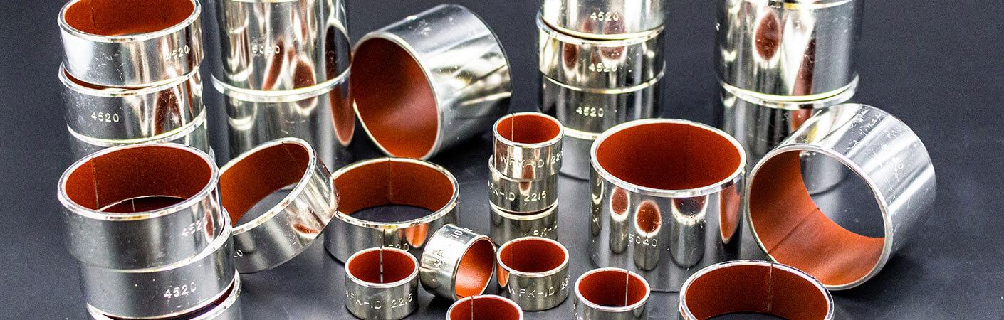 WPK1-WR4-Serie Zylinderbuchsen
